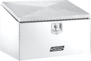 SUV Storage Box  Rugged ProTech storage boxes are offered in aluminum or steel and every size imaginable