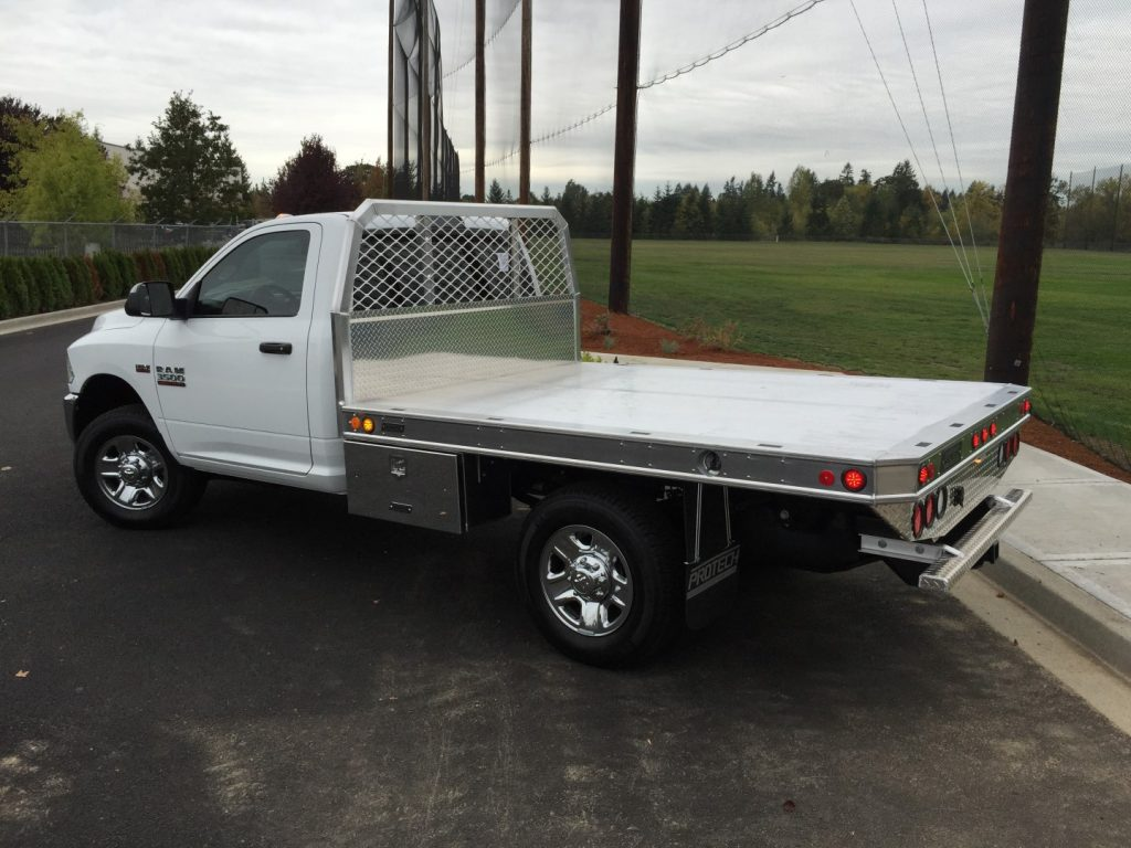 ProTech Rancher Bodies are ready to help make any chore for a rural truck go better.